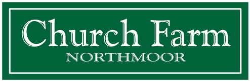 Logo for Church farm at Northmoor - supplier of Northmoor lamb