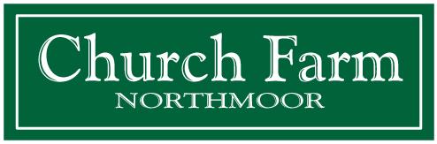 Logo for Church farm at Northmoor - supplier of Northmoor lamb